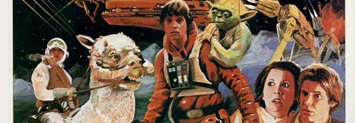 Cartel internacional de 'Star Wars'