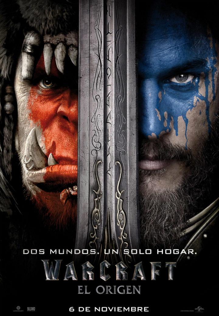'Warcraft: El Origen'