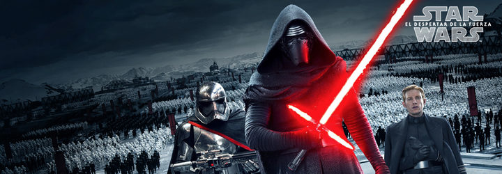 'Star Wars: El despertar de la fuerza'