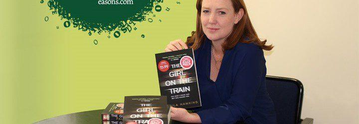 Paula Hawkins, autora de 'La chica del tren'