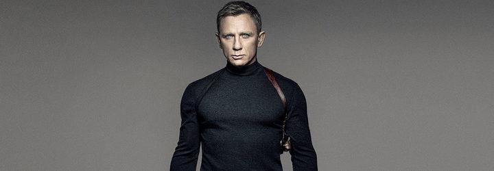 Daniel Craig en como James Bond