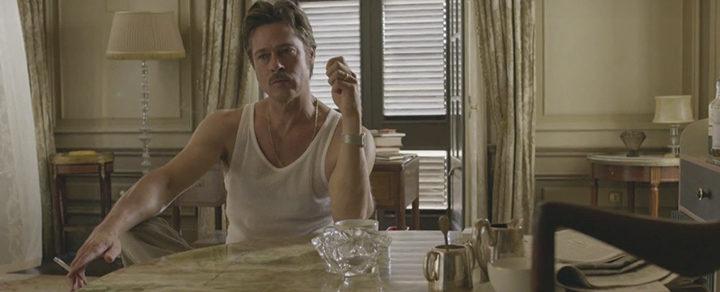Brad Pitt en 'Frente al mar'