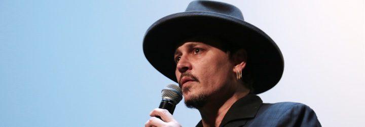 Johnny Depp casi es despedido por su papel de Jack Sparrow