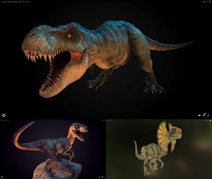 Videojuego Jurassic World