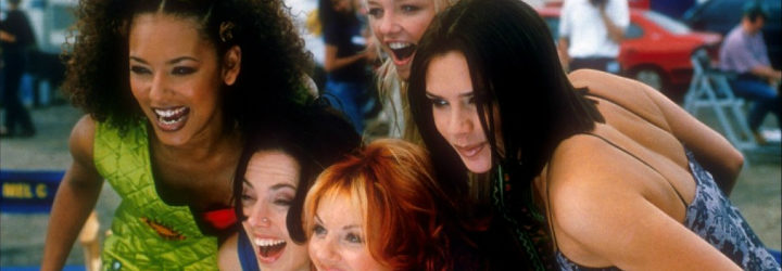 Spice Girls en 'Spice World'