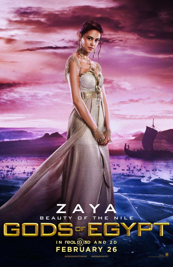 Cartel Zaya
