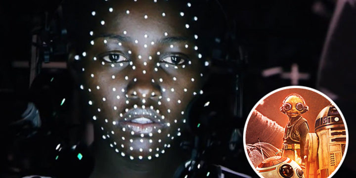 Star Wars Lupita Nyong'o