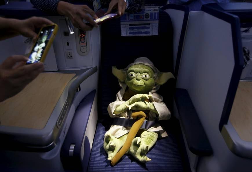 Avión Star Wars 2