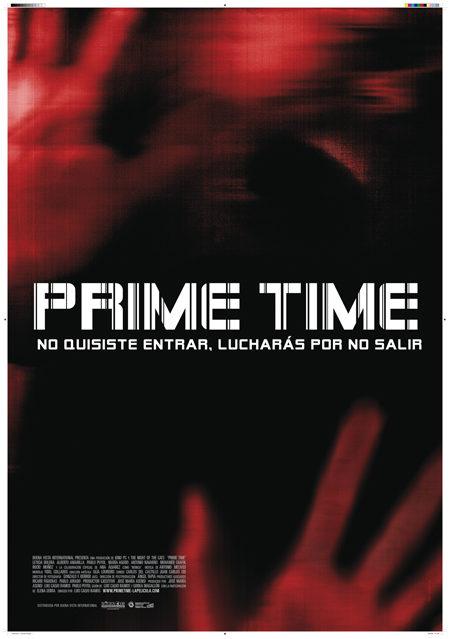 Nuevo póster para 'Prime Time'