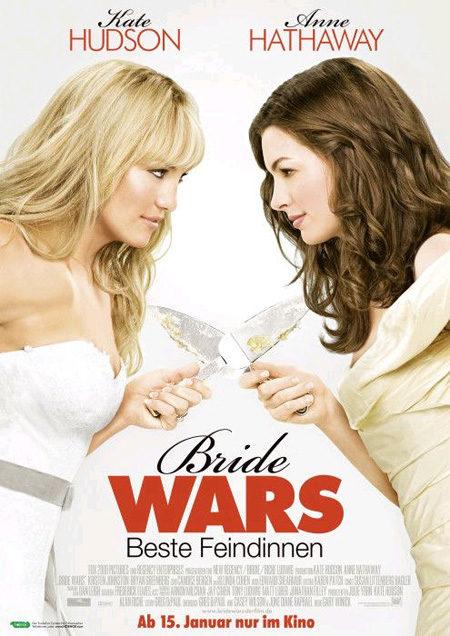 Cartel internacional para 'Guerra de novias'