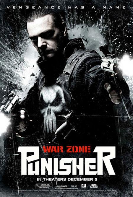 Otro cartel para 'Punisher: War zone'