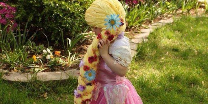 Princesa Disney quimioterapia