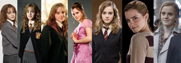 Esto es lo que piensa Emma Watson cuando se ve en 'Harry Potter y la piedra filosofal'