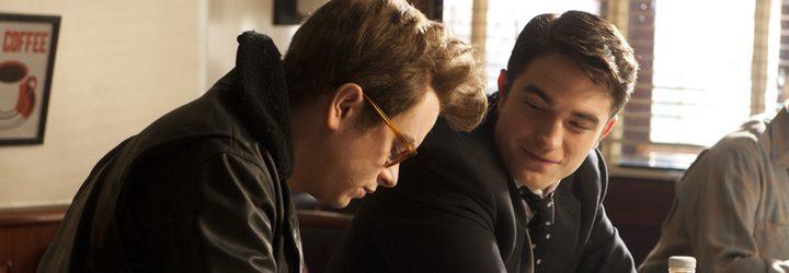 Dane DeHaan y Robert Pattison en 'Life'