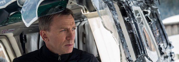 Daniel Craig lidera la taquilla española con 'Spectre'