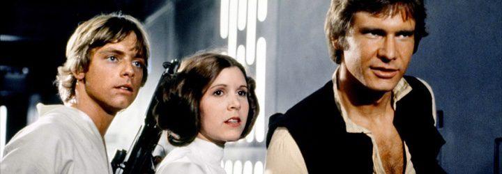 'Star Wars: Episodio IV - Una nueva esperanza'
