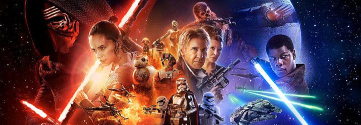 Imagen promocional de 'Star Wars: El despertar de la Fuerza