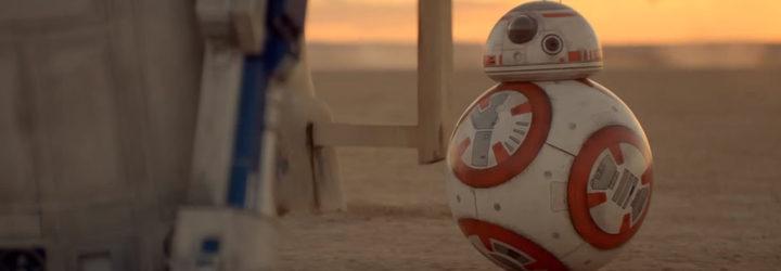 BB-8 conoce a R2-D2