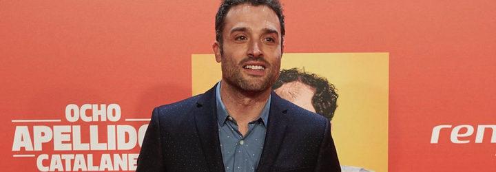 Daniel Guzmán en la premiere de 'Ocho apellidos catalanes'