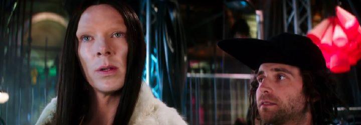 Polémica imagen de Benedict Cumberbatch en 'Zoolander 2'