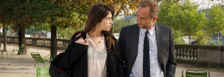 Imagen de '3 corazones' con Benoît Poelvoorde y Charlotte Gainsbourg