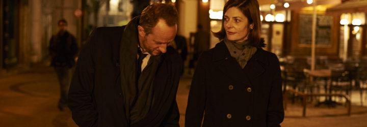 Escena de '3 corazones' con Benoît Poelvoorde y Chiara Mastronianni