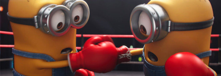 'Los Minions' en 'Competition'