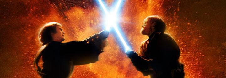 Obi Wan Kenobi contra Anakin Skywalker