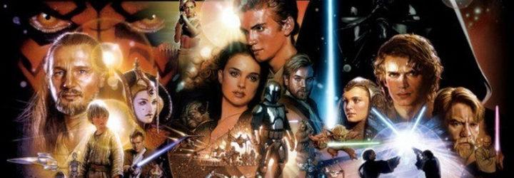 La trilogía de las precuelas de 'Star Wars'