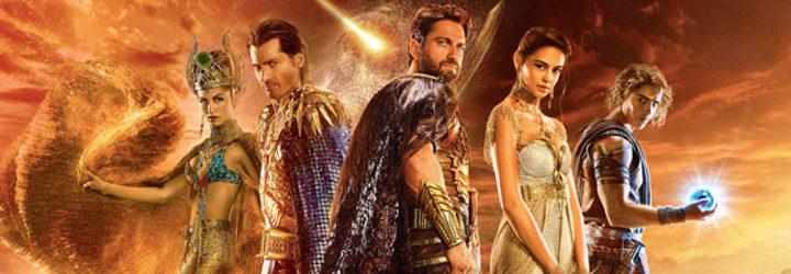 Imagen promocional de 'Dioses de Egipto'