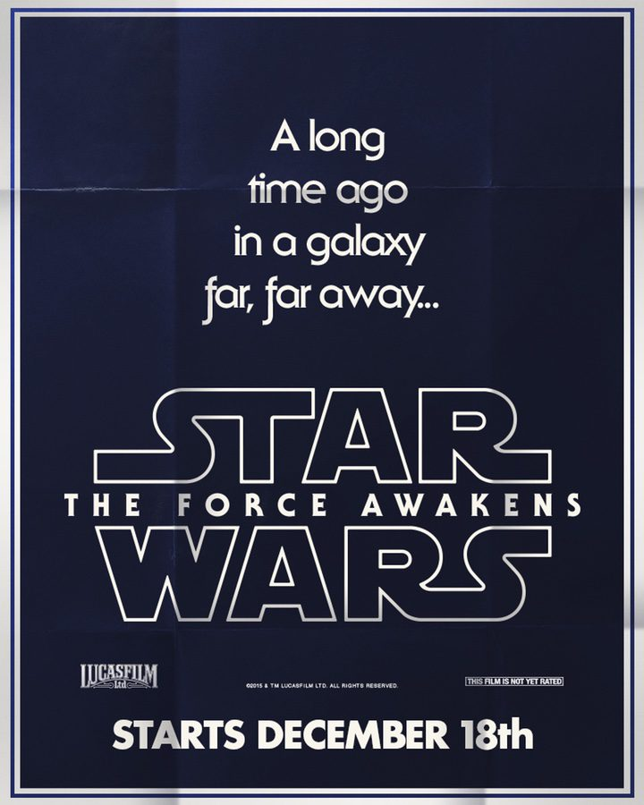 poster star wars 3