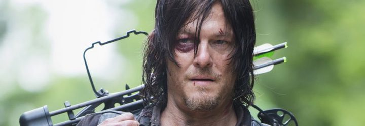 Norman Reedus 'The Walking Dead'