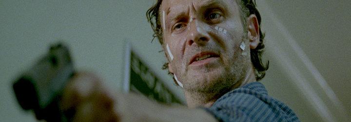 Imagen de Andrew Lincoln en 'The Walking Dead'