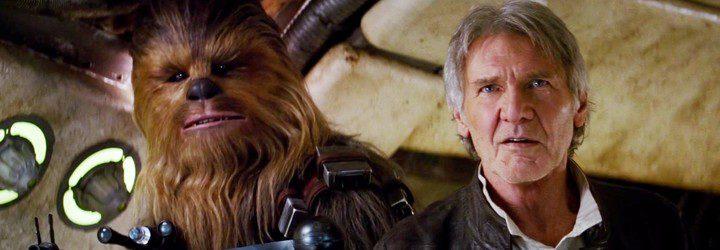 Harrison Ford en 'El despertar de la fuerza'