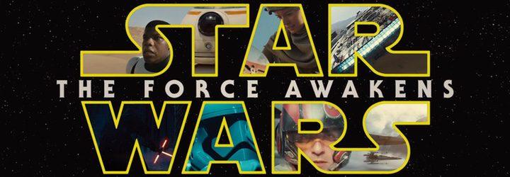 'Star Wars: Episodio VII- El despertar de la Fuerza