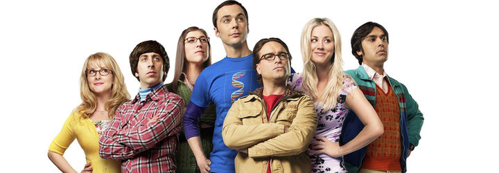 Imagen de 'The Big Bang Theory'