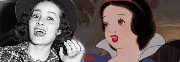 Adriana Caselotti es 'Blancanieves'