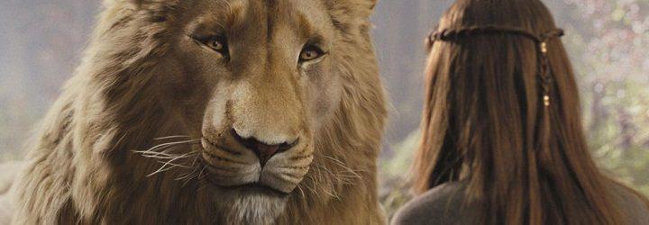 El león Aslan en 'Las Crónicas de Narnia'