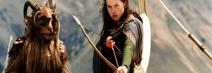 Imagen de Susan en 'Las Crónicas de Narnia'