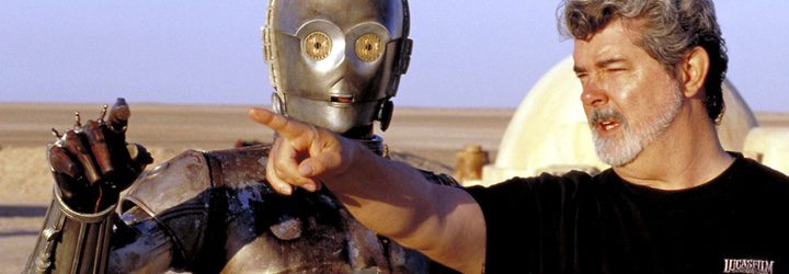 George Lucas se mantuvo vinculado a las seis películas anteriores de la saga