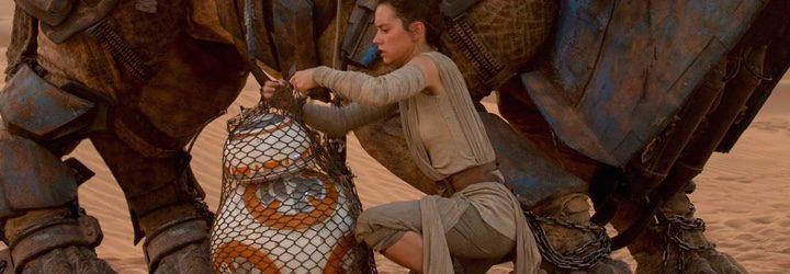 Rey en 'Star Wars Episodio VII: El Despertar de la Fuerza