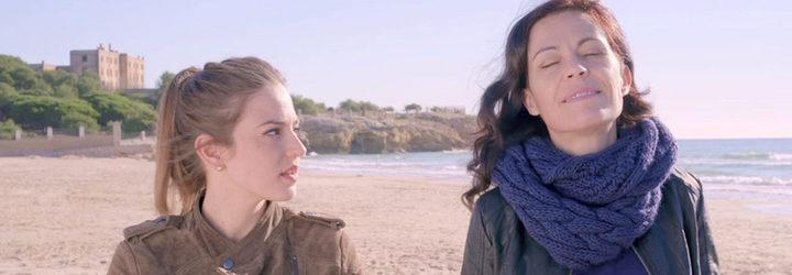 Marina Salas y Montse Germán en 'Sonata para violonchelo'