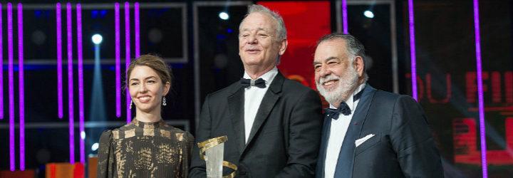 Homenaje a Bill Murray en el 15 Festival Internacional de Cine de Marrakech