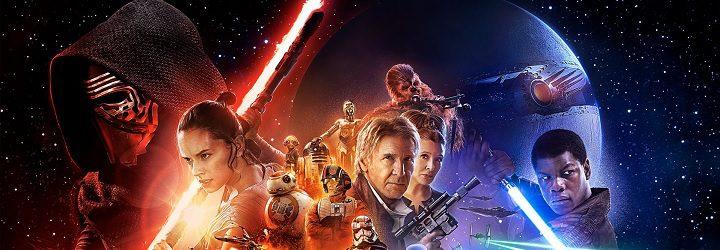 Imagen promocional de 'Star Wars: El despertar de la Fuerza'
