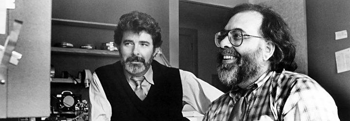 Francis Ford Coppola y George Lucas