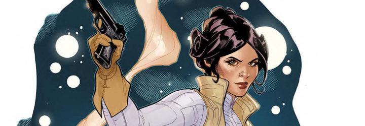'Princesa Leia' cómic