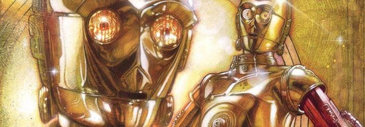 'C-3PO' cómic