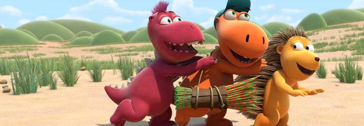 Imagen de 'Coco, el pequeño dinosaurio'