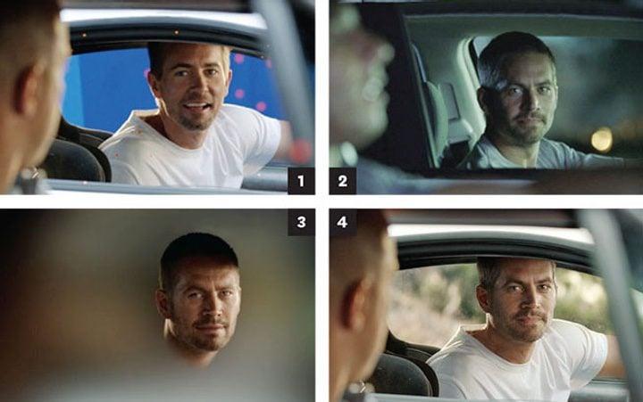 Proceso efectos visuales 'Fast & Furious 7'