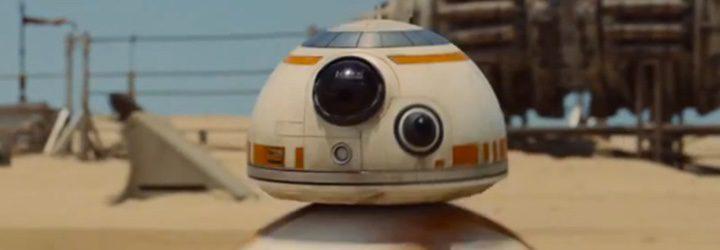 Fotograma de la última entrega de 'Star Wars'